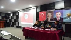 Başkan Yağcı, AK Parti Merkez İlçe Danışma Toplantısına katıldı