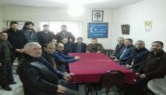Başkan Yağcıdan Erzurumlular Derneğine ziyaret