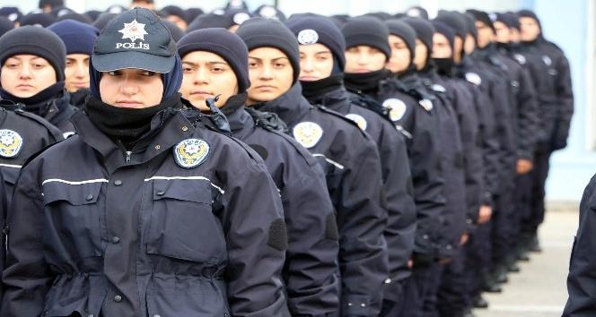 Yozgat POMEMde polis adayları mezuniyete hazırlanıyor