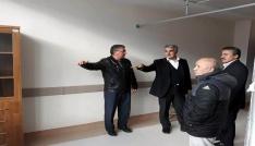Milletvekili Ağralı, Seydişehirdeki yatırımları inceledi
