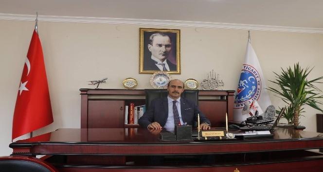 Erzincan TSO Başkanı Hayati Gürkandan Kudüs Açıklaması