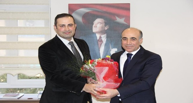 Erzincan Sağlık Müdürlüğünde devir teslim töreni