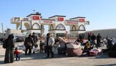 Karkamış Gümrük Kapısı yeniden hizmete açıldı