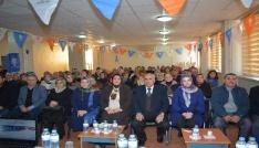 AK Parti Darende Kadın Kolları kongresi yapıldı