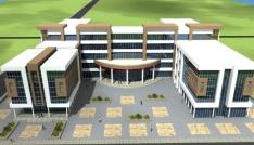 Eğitim Fakültesi binası yeni döneme hazırlanıyor
