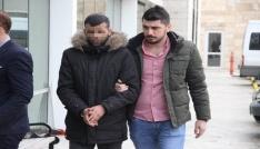 Uyuşturucu içmek suçundan ceza alan genç tutuklandı