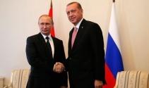 Rus lider Putin Ankarada
