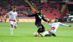 TFF 1. Lig: Eskişehirspor: 7 - Gaziantepspor: 0