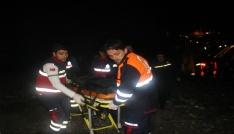 Beyoğlunda metruk bina çöktü: 1 ölü