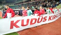 Süper Lig: Atiker Konyaspor: 1 - Kardemir Karabükspor: 0 (İlk yarı)