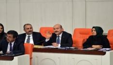2018 yılı Merkezi Yönetim Bütçe Kanunu Tasarısı görüşmelerinde Ataşehir tartışması