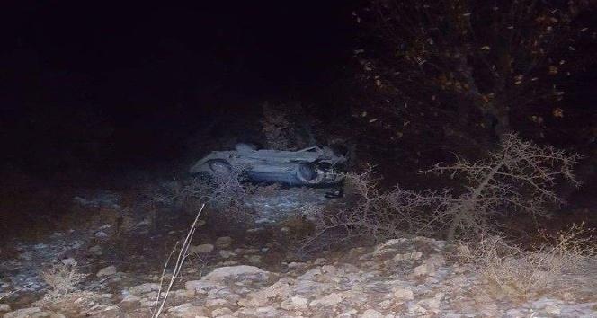 Aynı yolda 15 dakika arayla ikinci kaza: 2 yaralı