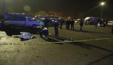 Antalyada halde düello kanlı bitti: 1 ölü