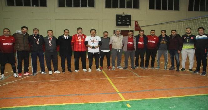 Malazgirtte voleybol turnuvası