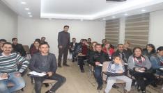 MESO Üyeleri yabancı dil öğreniyor