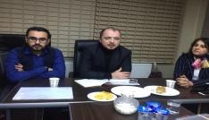 AK Parti Bilecik İl Yönetim Kurulu toplandı