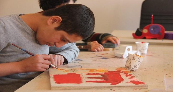 Bingölün Özel çocukları sosyalleşiyor
