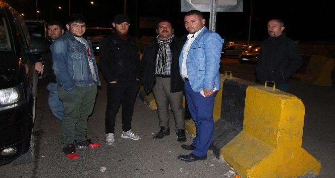 CHPli Başkan şoförleri dinledi