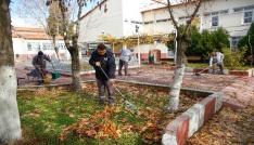 Şehitkamildeki okullar temizleniyor