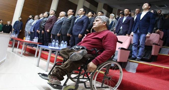 Silopide engellilere yönelik etkinlik