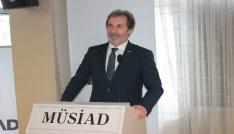 MÜSİAD Başkanı Çelenkten büyüme rakamları değerlendirmesi