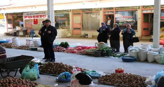 Beyşehirde pazar duası geleneği yaşatılıyor