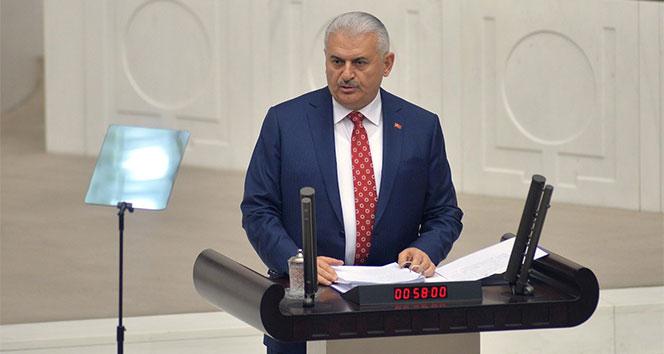 Binali Yıldırım: Türkiyeye karşı yapılacak her türlü saldırı misliyle karşılık bulacaktır