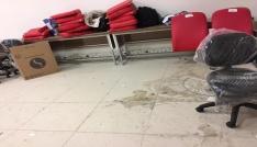 Yeni Malatya Stadında temizlik sorunu