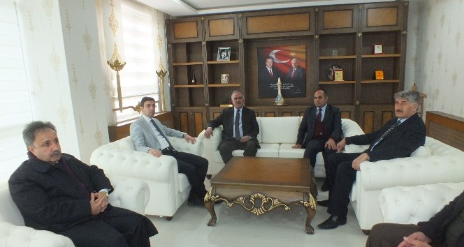 AK Parti İl Başkanı Yaktı Malazgirte