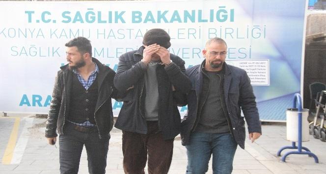 Konya merkezli 34 ilde TSKdaki kripto FETÖ üyelerine operasyonu: 70 gözaltı kararı