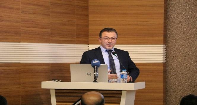 Ekonomist Mahfi Eğilmez Gaziantep OSBde
