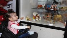 Oyuncak Müzesi 40 günde 4 şehir gezdi