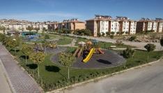 Döşemealtı Belediyesinden 52 yeni nesil park, 169 bin metre yeşil alan
