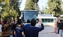 Fenerbahçeye Adanada sönük karşılama