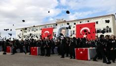 Yozgat POMEMde mezuniyet heyecanı