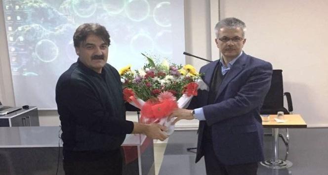 Değerler Eğitimi programının konuğu Prof. Dr. Gezer oldu