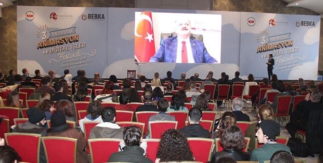 Eskişehir Türkiye'nin animasyon üssü olacak