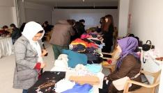 Yozgatta 1 Papuç, 1 Gocuk Projesi ile 500 çocuğa ulaşılacak