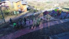 Tepecik Mahallesi yeni parkına kavuştu