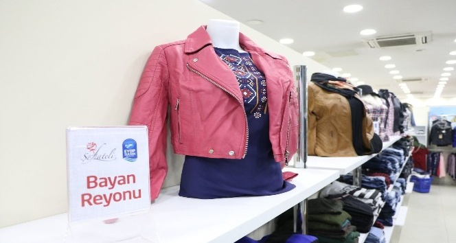 Eyüpsultan Belediyesinin Şefkateli Mağazası ihtiyaç sahiplerine desteğini sürdürüyor