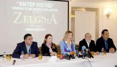 İvana Sertin başrolünde oynayacağı Antep Fıstığı filminin çekimleri başladı