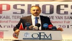 Adalet Bakanı Abdülhamit Gül: Trumpın kararını asla tanımıyoruz