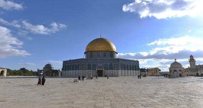Yeşilyurt Belediyesinden Kudüse tarihi ziyaret