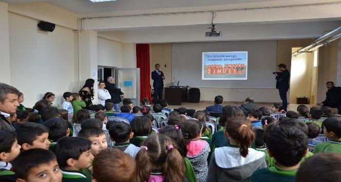 Çocuklara insan hakları eğitimi