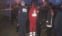 Ankarada göçük: 2 ağır yaralı