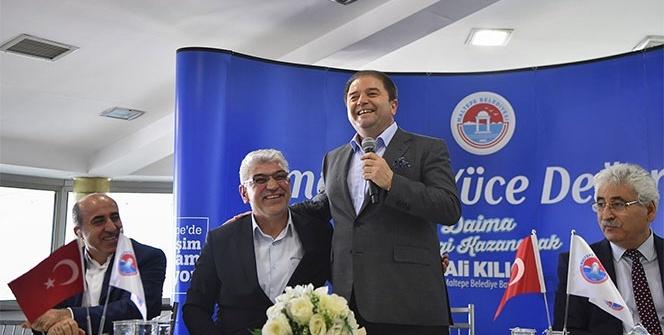 Maltepe Belediyesinden çalışanlarına 2018 yılı zam müjdesi