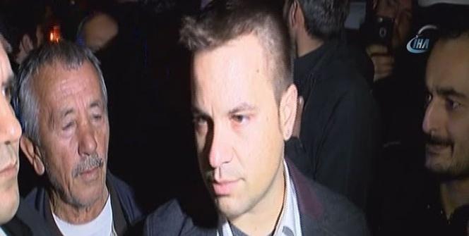 Ünlü oyuncu Yağmur Atacan kaza yaptı