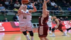 FIBA Şampiyonlar Ligi: Banvit: 90 - Umana Reyer Venezia: 62