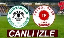 ÖZET İZLE: Konyaspor Petrolspor Maçı ve Golleri geniş özeti izle| Konyaspor Petrolspor kaç kaç bitti?