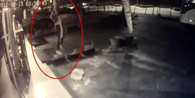 Sancaktepe'de saldırganın filmleri aratmayan kaçışı